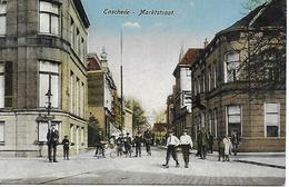 Pays-Bas - Enschede - Marktstraat - Non Postée Bon état - Enschede
