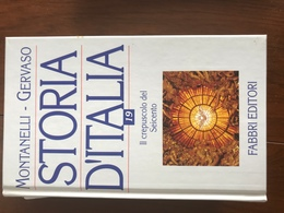 Montanelli Storia D' Italia Numero 19 - Libri, Riviste, Fumetti
