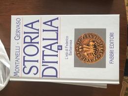 Montanelli Storia D' Italia Numero 8 - Non Classificati