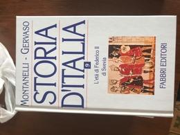Montanelli Storia D' Italia Numero 9 - Libri, Riviste, Fumetti