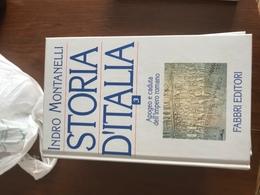 Montanelli Storia D' Italia Numero 3 - Non Classificati