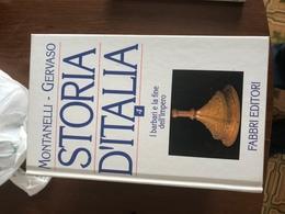 Montanelli Storia D' Italia Numero 4 - Libri, Riviste, Fumetti