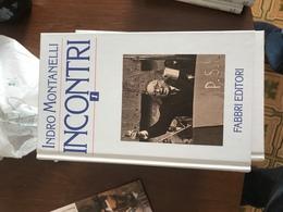 Montanelli Storia D' Italia Incontri 1 - Libri, Riviste, Fumetti