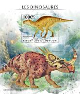 Djibouti   2019  Dinosaurs S201907 - Djibouti (1977-...)