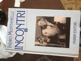 Montanelli Storia D' Italia Incontri 5 - Libri, Riviste, Fumetti