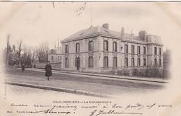 77 / COULOMMIERS / LA GENDARMERIE / PRECURSEUR 1902 - Coulommiers