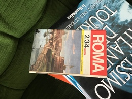 Stupenda Guida Roma Anni 80 - Libri, Riviste, Fumetti