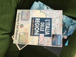 Stupenda Guida Italia Delle Regioni Anni 80 - Non Classificati