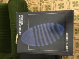 Developemental Biology Scott Gilbert - Libri, Riviste, Fumetti