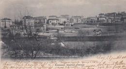 LAUSANNE / QUARTIER D ORIENT  / RARE CARTE PRECURSEUR 1900 - VD Vaud
