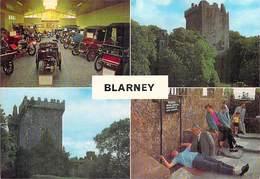Irlande > Ireland  Cork BLARNEY CASTLE Multi Vues  (auto Voiture) ( Editions : Cardall Dublin 200)*PRIX FIXE - Cork