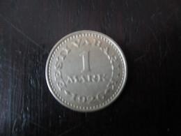 ESTONIA 1 MARK 1926 D-0026 - Estonia