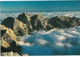 Mountain- Triglav National Park-Dolkova špica, Škrlatica, Rokavi, Dovški Križ - Slowenien