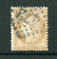 FRANCE- Y&T N°55- Oblitéré - 1871-1875 Ceres