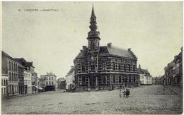 21. - LESSINES - Grand'Place - Edit. Léon Brynart, Rue De La Station, Lessines - Lessen