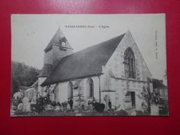 Carte Postale  - NASSANDRES (27) - L'Eglise (3281) - Sonstige Gemeinden