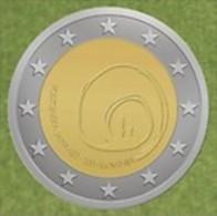 Slovenie 2013   2 Euro Commemo     Grotten    UNC Uit De Rol  UNC Du Rouleaux  !! - Slovénie