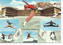 Cortina Patinage Stade Olympique - Patinage Artistique