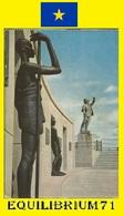 Congo - CP/Briefkaart- Léopoldville - Le Monument Stanley / Het Stanley Monument - Circulé/Gebruikt ° - Afrique