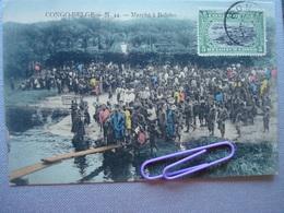 CONGO : Marché à BOLOBO En 1911 - Congo - Kinshasa (ex Zaire)