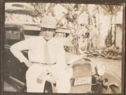 Congo Belge - Pte Photo Automobile C.1927 - Automobiles