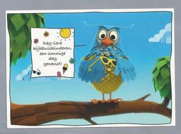 NL.- De Fabeltjeskrant. Ontwerp: Sandra Smulders. Kinderpostzegels. Dag Lieve Kijkbuiskinderen Een Zonnige Dag Gewenst - Märchen, Sagen & Legenden