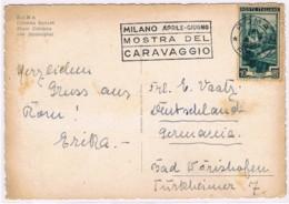 Itália, 1951, Roma-Germany - 6. 1946-.. Republic