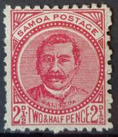 SAMOA - MLH - Sc#14 - 2.5d - Samoa