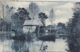 35 - SERVON Sur VILAINE. - Watermolens
