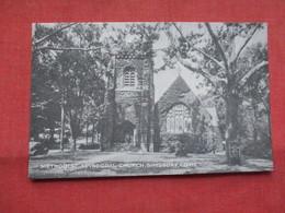 Methodist Episcopal Church  Simsbury  Connecticut  Ref    3566 - Other