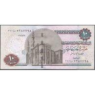TWN - EGYPT 64d2 - 10 Pounds 18.5.2014 AU/UNC - Egitto