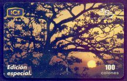 Used Phone Cards Costa Rica - Special Edition For Prisone 1V. RARE. - Costa Rica