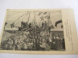 C.P.A.- L'Aiguillon Sur Mer (85) - Reposoir De Fête Dieu - 1915 - SUP (CK 84) - Other Municipalities
