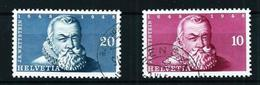 Suiza Nº 453A/3B Usado Cat.60€ - Used Stamps