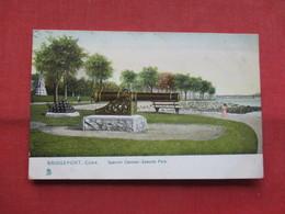 Tuck Series  Spanish Cannon  Seaside Park    Connecticut > Bridgeport  Ref    3566 - Bridgeport