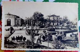 Serbia - Beograd Zeleznicka Stanica / Belgrade La Gare / Train Station - Stazioni Senza Treni