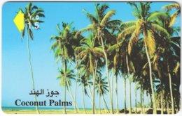 OMAN A-773 Magnetic Telecom - Plant, Palmtree - 43OMNB - Used - Oman