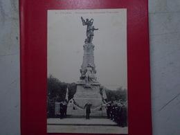 Carte Postale  - CALAIS (62) - Monument Du Souvenir Français (3294) - Calais