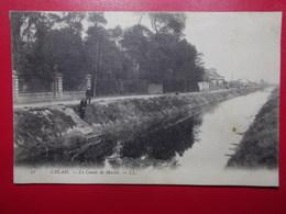 Carte Postale  - CALAIS (62) - Le Canal De Marck (3295) - Calais