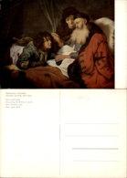 GOVERT FLINCK PAINTING POSTCARD - Malerei & Gemälde