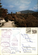 DOM NA KOMNI,SLOVENIA POSTCARD - Slowenien