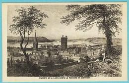 CPA 44 OUDON Entre Varenne Et Clermont - Oudon