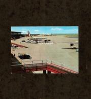 CP . FIUMICINO . AEROPORT INTERCONTINENTAL DE ROME . LEONARDO DA VINCI - Aviation
