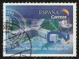 2018-ED. 5204 - Centro Nacional De Inteligencia- USADO- - 1931-Hoy: 2ª República - ... Juan Carlos I
