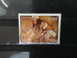 Frans-Polynesië / French Polynesia - Heiva (100) 2012 - Gebruikt