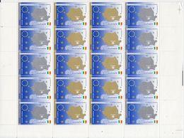 Romania 2005 Admission EU 2v (10x) ** Mnh (F7971) - Europese Gedachte