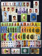 Morocco Maroc Marokko Between 1966 - 1981, Lot Of 80+ Stamps (o), Used - Marokko (1956-...)