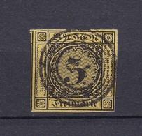 Baden - 1852 - Michel Nr. 2 B - 20 Euro - Baden