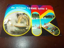 B733  Acqui Terme Storia Postale Indirizzo Insufficiente Via Non Esistente A Biella - Italia
