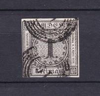 Baden - 1853 - Michel Nr. 5 - 35 Euro - Baden